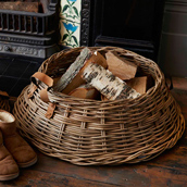 Extra Large & Log Baskets