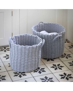 Chilcomb Round Baskets Set of 2