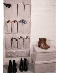 Hanging Narrow Pocket Organiser | Bigso