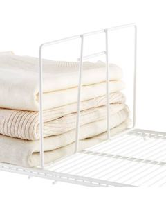 Shelf Basket Divider Metal | Elfa