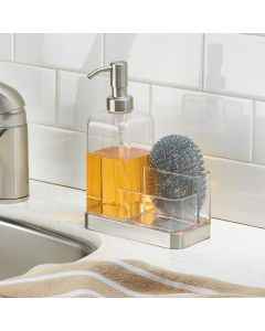 InterDesign | Soap & Sponge Caddy