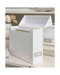 File Storage Box with 12 Dividers | Bigso