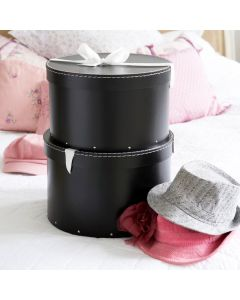 Hat Box Black | Bigso