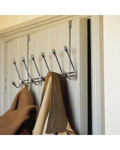 InterDesign | Overdoor Six Hook Rack