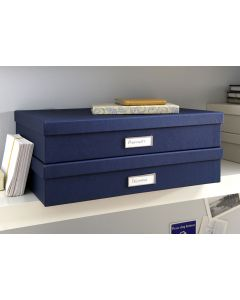 Sverker A3 Document Box - 3 colours