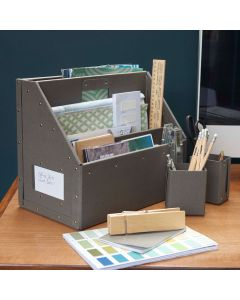 Carrie Portable Desk Tidy Organiser | Bigso