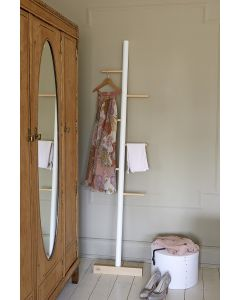 Bathroom or Clothing Ladder Rack | Valsecchi