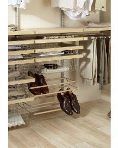 | Elfa |  Double Shoe Rack