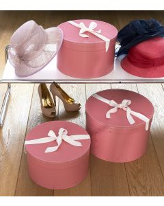 Hat Box Pink | Bigso