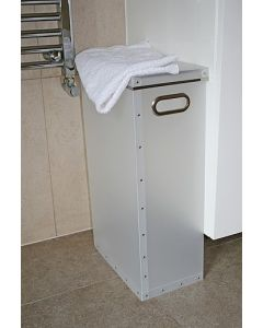 Space Saving Laundry Bin