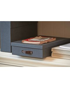 Canvas Document Box from Bigso