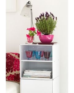 Shelf for QBO