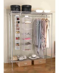 Chrome Wardrobe