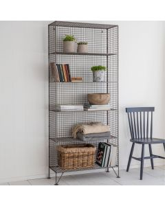 Large Camden Mesh Shelving Unit