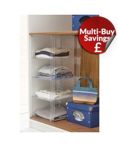 Stackable Storage Bins | UK Exclusive @ The Holding Company.
