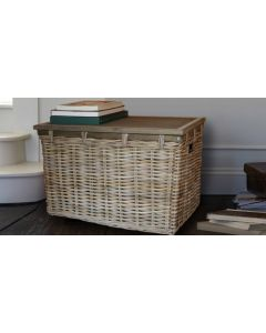 Rattan Trunk/Coffee Table