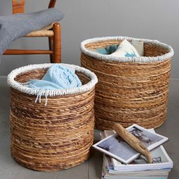 Round Abaka Basket | @ The Holding Company