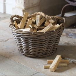 Harvest Basket With Rope Handles | Garden Trading Company