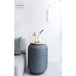 Halo High Storage Basket with Lid