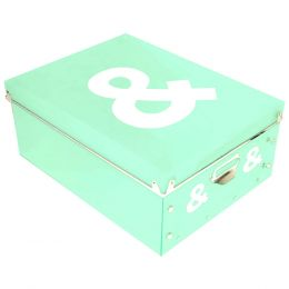 Decorative Storage Box With Lid