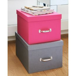 Fibreboard File Storage Box Tore | Bigso