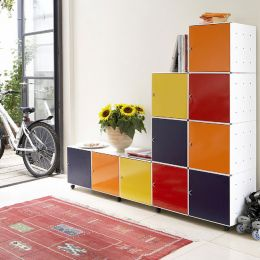 Steel Cube Door QBO