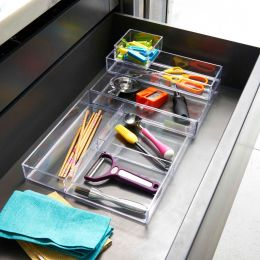 Clear Drawer Organiser | InterDesign