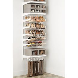 Elfa Gliding Shoe Rack
