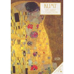 Gift Wrap Collection - Klimt