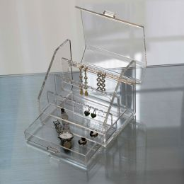 3 Tier Earring Box| @ The Holding Company
