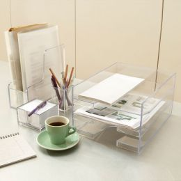 Acrylic Document Letter Tray