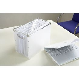 Open Plastic File Box | Bigso