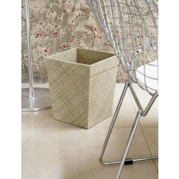 Woven Bin for Bedroom Pandanus