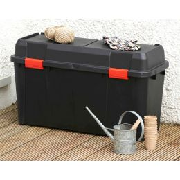 Jumbo Heavy Duty Plastic Storage Box