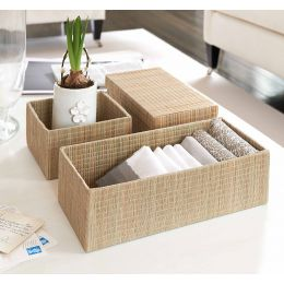 Mendong Open Storage Box| @ The Holding Company