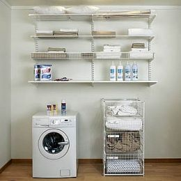 | Elfa |  Laundry Solution