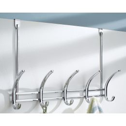 InterDesign | Axis Overdoor 5 Hook Rack