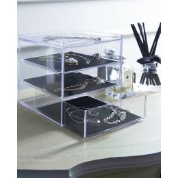 InterDesign | Stacking 3-Drawer Organiser