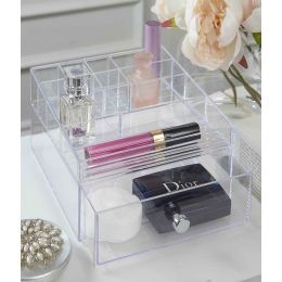 InterDesign | Cosmetic Organiser with Drawer