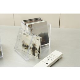 Acrylic CD Storage Box