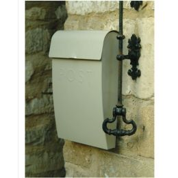 Lockable Wall Mounted Post Box