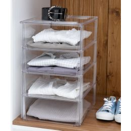 Shirt Storage: Open Stackable Cubby | UK Exclusive @ The Holding Company.