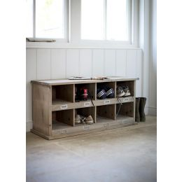 Chedworth Shoe Locker