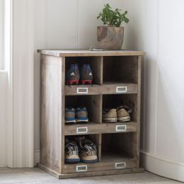 Chedworth Shoe Locker Small