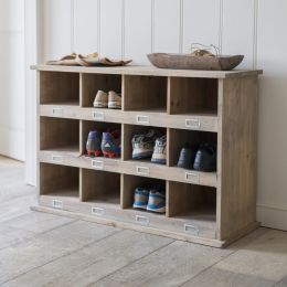 Large Chedworth Shoe Locker