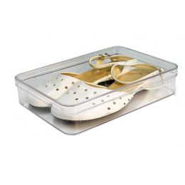 Clear Flip Flops Storage Box