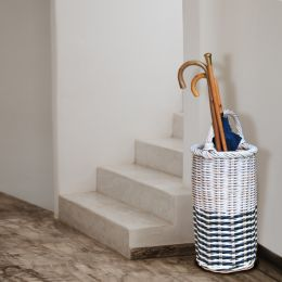 Ashwell Round Umbrella Basket