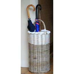 Langley Round Umbrella Basket