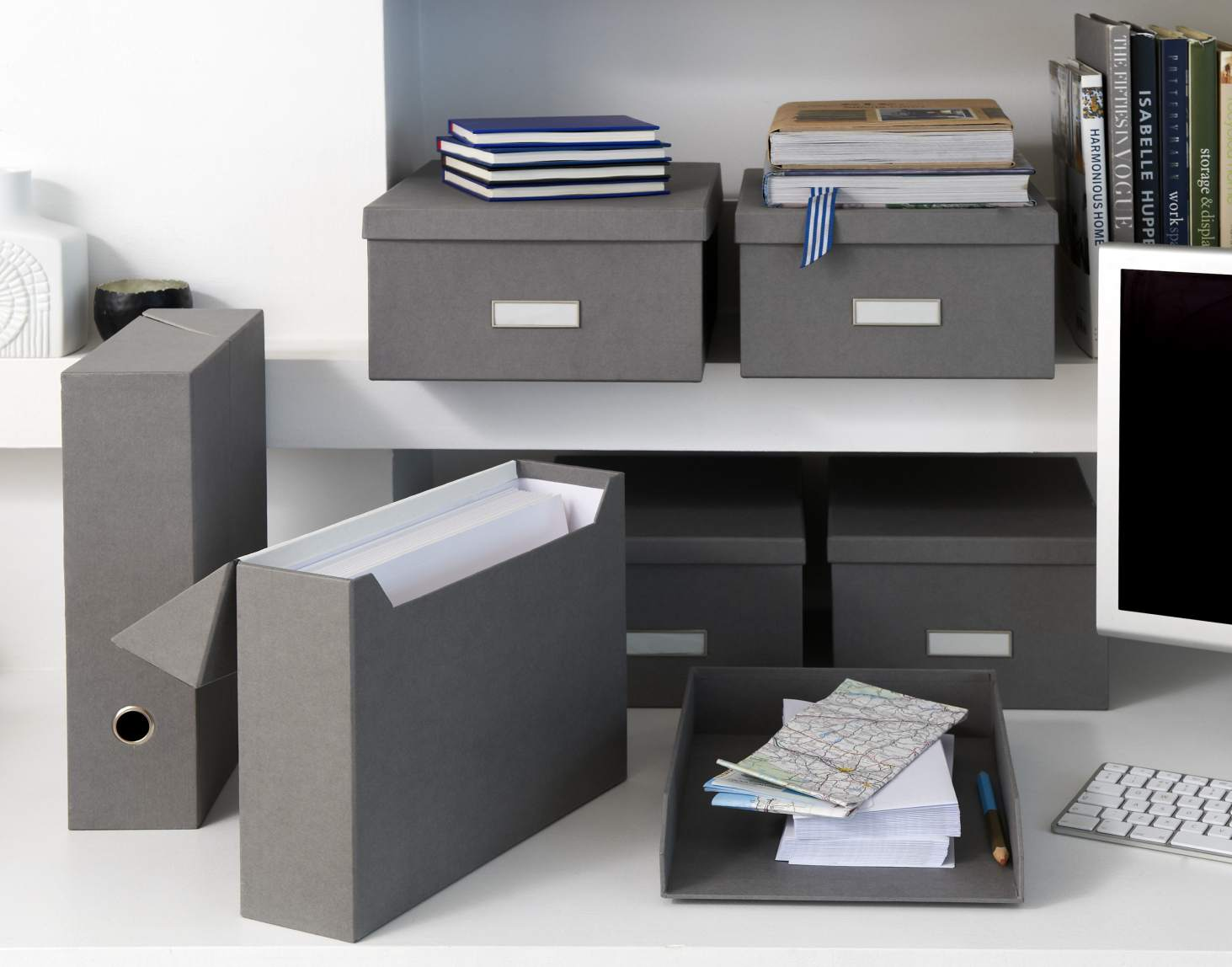 Home Office Boxes