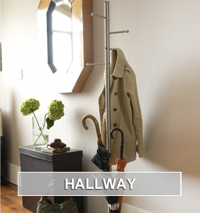 Hallway and Utility Storage
